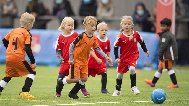 Credit Suisse Kids Festival 2020_SC Binningen