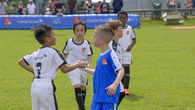 Credit Suisse Kids Festival 2019 - FC Herisau