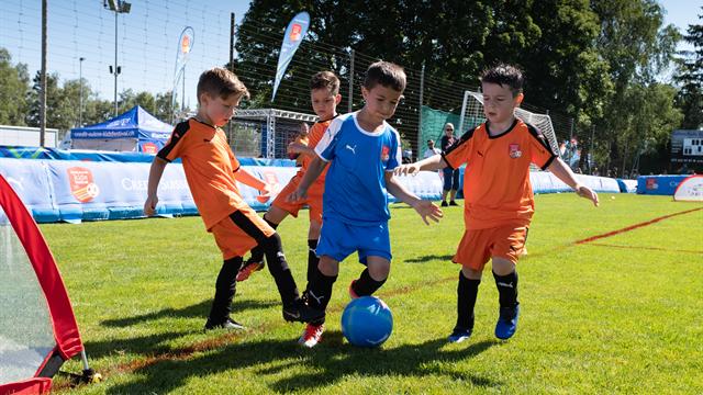 Kids Festival 2019 FC Dielsdorf